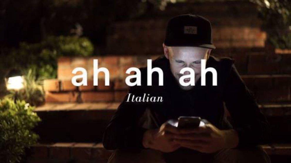 Paese che vai risata che scrivi: a ognuno la sua ''ah ah ah''