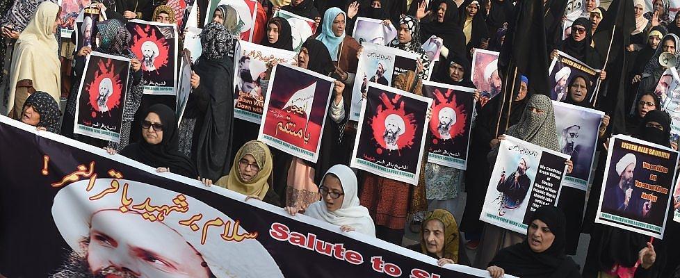 Caso al-Nimr, Riad rompe le relazioni con l'Iran. La rabbia dell'Islam sciita riempie le piazze