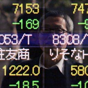 Borse Ue e Wall Street in caduta per  la Cina e le tensioni in Medio Oriente