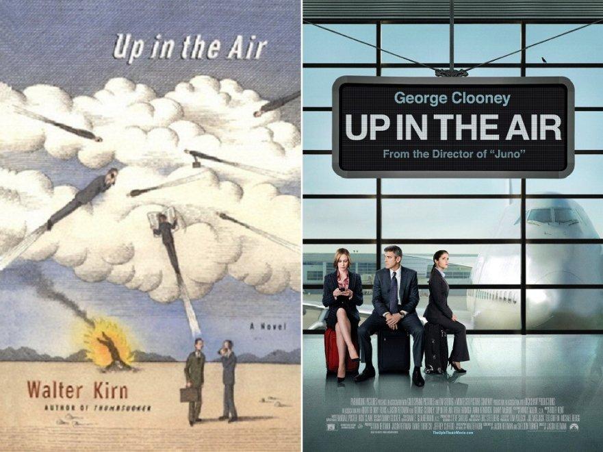 """Quando il film è meglio del libro, la classifica che incrocia le recensioni premia """"Tra le nuvole"""""""