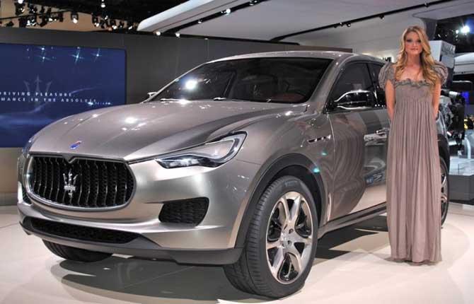 Un 2015 da record per Maserati, mai così in alto