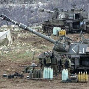 Libano, bomba Hezbollah contro pattuglia israeliana