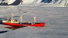 Italiani in Antartide,  segui la spedizione