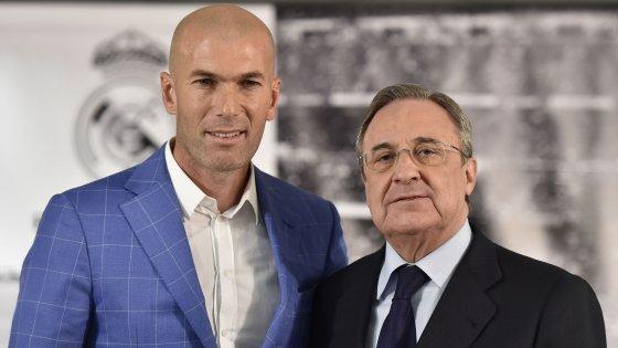 Real Madrid, Benitez esonerato: Zidane in panchina