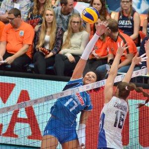 """Volley donne, l'Italia sfida la Russia: """"Daremo tutto per arrivare a Rio"""""""