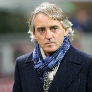 Inter, Mancini: ''Lotta a 5 per lo scudetto, è aumentata la pressione''