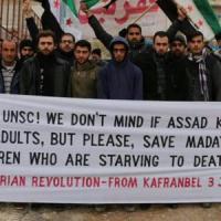 Siria, l'assedio di Assad strangola Madaya. Dove i bambini si nutrono di foglie