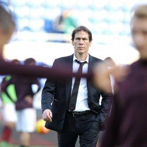 """Roma, Garcia: """"Non mi sento precario, penso solo a vincere"""""""