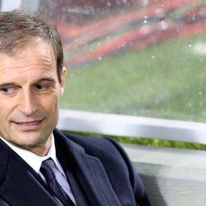 """Juventus, Allegri: """"Per lo scudetto 80-82 punti, vincerà chi sbaglia meno"""""""