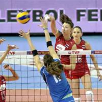 Volley donne, qualificazione olimpica: l'Italia parte male, sconfitta dalla Russia