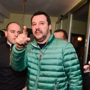 """Salvini a 'la Zanzara': """"Zalone ministro della Cultura, Berlusconi agli Esteri"""""""