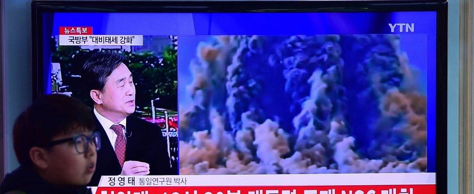 """Nord Corea, sisma del 5.1: """"Provocato da esplosione nucleare"""". Pyongyang spaventa il mondo: """"Abbiamo la bomba all'idrogeno"""""""