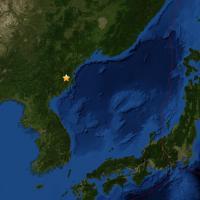Corea del Nord, terremoto per test nucleare: la mappa