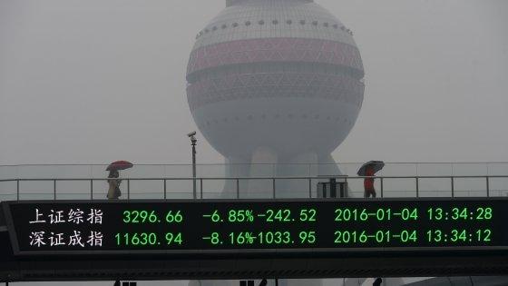 La Cina svaluta lo yuan, pesanti i listini Ue con la tensione in Corea del Nord