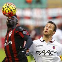Milan-Bologna, il film della partita