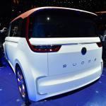 Al Ces 2016 Budd-e, minivan che vuol far sognare Volkswagen