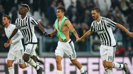 Juventus-Verona 3-0: ottava vittoria consecutiva, Dybala e Pogba in cattedra