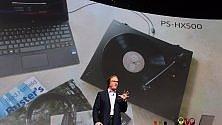 Sony presenta il suo giradischi USB