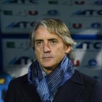 Inter, Mancini sorride: ''Vittoria su un campo difficilissimo''