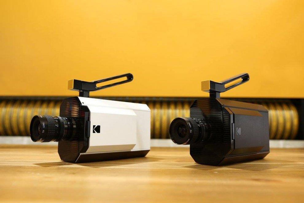 Ces 2016, Kodak ci riprova: torna la mitica Super8