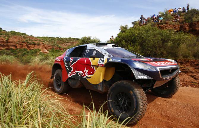 Dakar 2016, Peugeot fa il bis