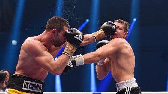 """De Carolis, il gentiluomo del ring vuole il mondiale: """"Nessun riscatto, faccio la boxe perché la amo"""""""