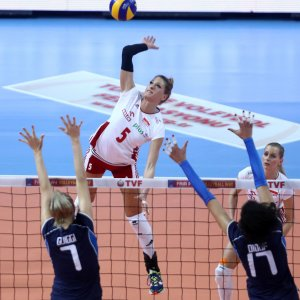 Volley donne, qualificazione olimpica: l'Italia batte la Polonia e va in semifinale