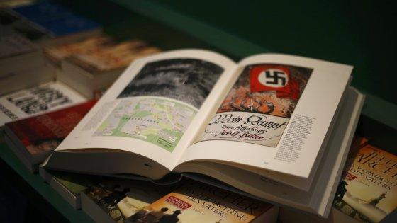 Il Mein Kampf di Hitler torna in libreria in Germania dopo 70 anni