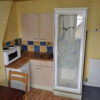 Londra, l'appartamento è un affare ma la doccia è in cucina