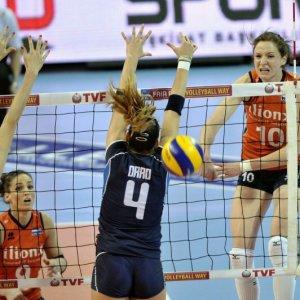 Volley donne, preolimpico: Italia ko con l'Olanda, resta ancora una chance