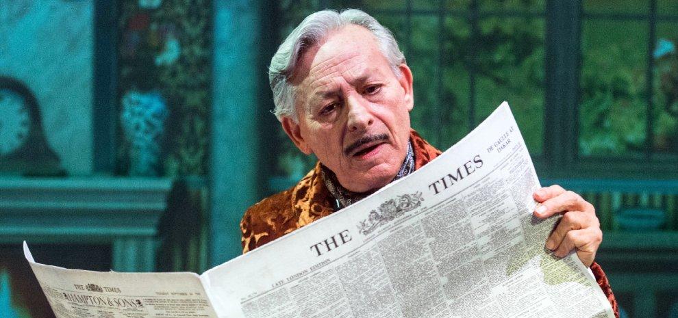 """Leo Gullotta, 70 anni e un nuovo spettacolo: """"Non rinnego niente. È parte della mia vita"""""""