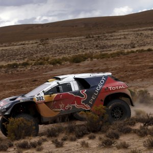 Rally, Dakar: Peterhansel conquista tappa e primato