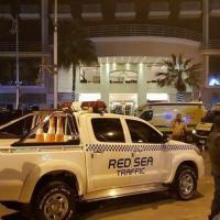 Egitto, assalto di uomini armati in un hotel di Hurghada