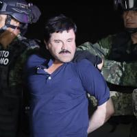 Messico, la cattura di Joaquín el Chapo Guzman