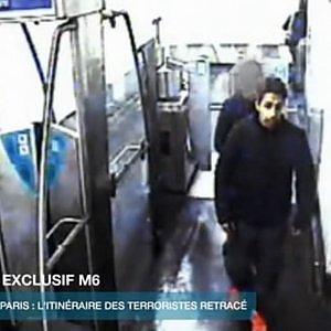 Parigi, mente degli attentati del 13/11 ripreso nel metrò dopo gli attacchi