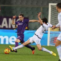 Fiorentina-Lazio, il film della partita
