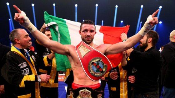 Boxe: De Carolis, il sogno si è avverato: un mondiale torna all'Italia