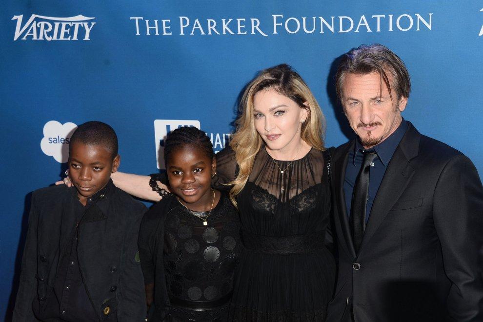 Sean Penn e Madonna: reunion per Haiti
