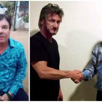La camicia, il gallo, le guardie: fotoanalisi dell'intervista a El Chapo