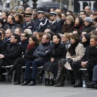 Stragi di Parigi, la commemorazione delle vittime un anno dopo
