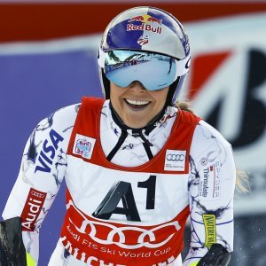 Sci, Cdm: Vonn trionfa in superg, Fanchini ad un centesimo dal podio