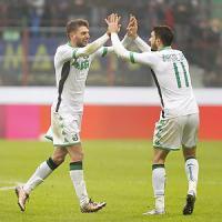 Inter-Sassuolo 0-1: Berardi gela San Siro all'ultimo secondo