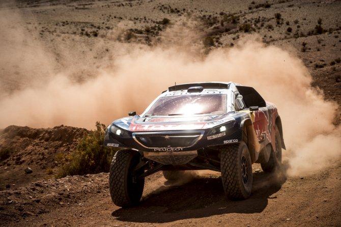 Dakar e Peugeot:  finalmente è Carlos Sainz