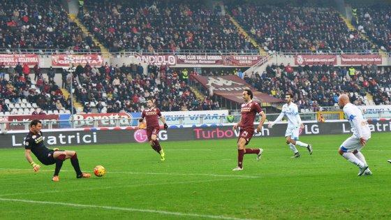 Torino-Empoli 0-1, Maccarone castiga i granata: odore di Europa per Giampaolo