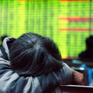 Nuovo scivolone in Cina, rimbalzo fallito per il Vecchio continente