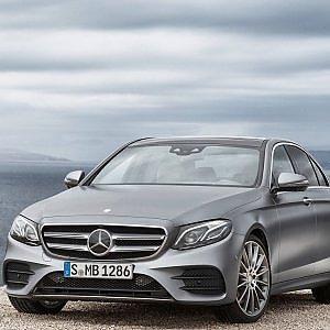"""Nuova Mercedes Classe E, come una """"piccola"""" S"""