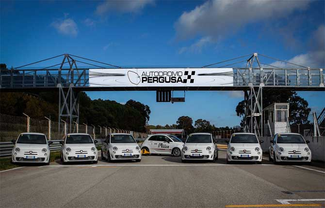 """""""Rally Italia Talent"""", le corse fanno spettacolo"""