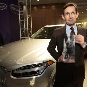 Addio crisi, Volvo torna al salone di Detroit