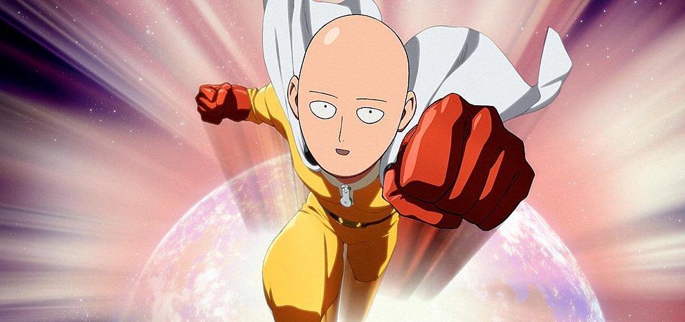 """Saitama,  l'uomo troppo """"normale"""" che non riusciva a trovare nemici"""