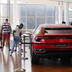 Lamborghini, mai così forte